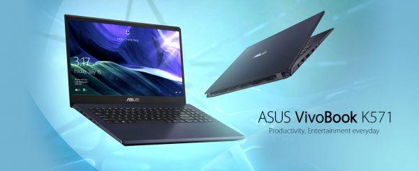 لپ تاپ 15 اینچی ایسوس مدل VivoBook K571LI - B