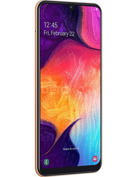 گوشی موبایل سامسونگ مدل Galaxy A50 SM-A505F/DS دو سیم کارت ظرفیت 128گیگابایت