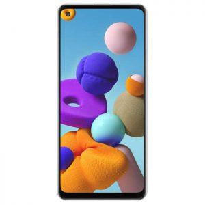 گوشی موبایل سامسونگ مدل Galaxy A21s A217F/DS دو سیم کارت ظرفیت ۳۲ گیگابایت