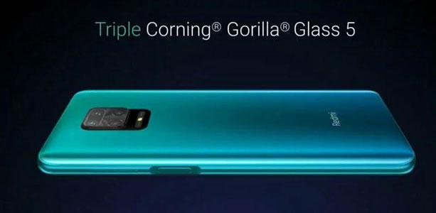 گوشی شیائومی مدل Redmi Note 9 M2003J15SS ظرفیت ۱۲۸ گیگابایت رم ۴گیگابایت