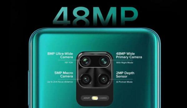 گوشی شیائومی مدل Redmi Note 9 Pro M2003J6B2G ظرفیت 64 گیگابایت رم 6گیگابایت
