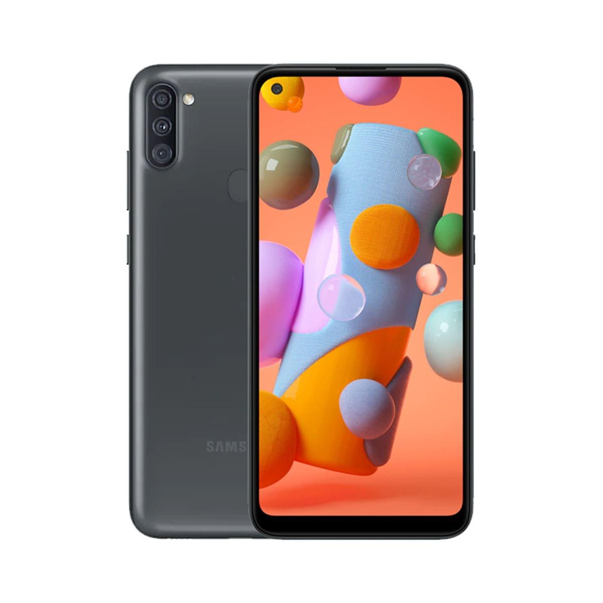 گوشی موبایل سامسونگ مدل Galaxy A11 SM-A115F/DS دو سیم کارت ظرفیت ۳۲ گیگابایت با ۳ گیگابایت رم