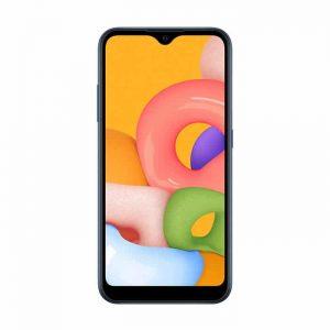 گوشی موبایل سامسونگ مدل  Galaxy M01  SM-M015 G/DS دو سیم کارت ظرفیت ۳۲ گیگابایت