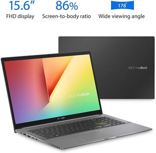 لپ تاپ  ایسوس مدل  VivoBook S533EQ-A