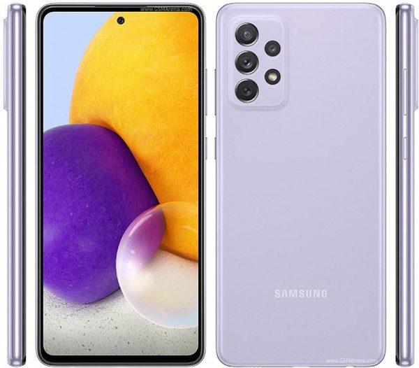 گوشی سامسونگ مدل Galaxy A72 SM-A725 دو سیمکارت ظرفیت 256 گیگابایت رم 8 گیگابایت