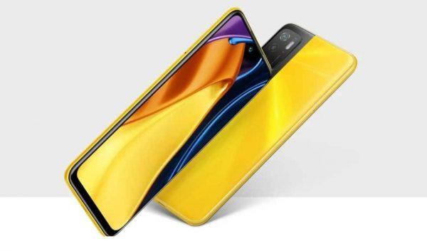 گوشی موبایل شیائومی مدل POCO M3 PRO 5G M2103K19PG (پوکو ام 3 پرو) دو سیم کارت ظرفیت 128 گیگابایت و 6 گیگابایت رم